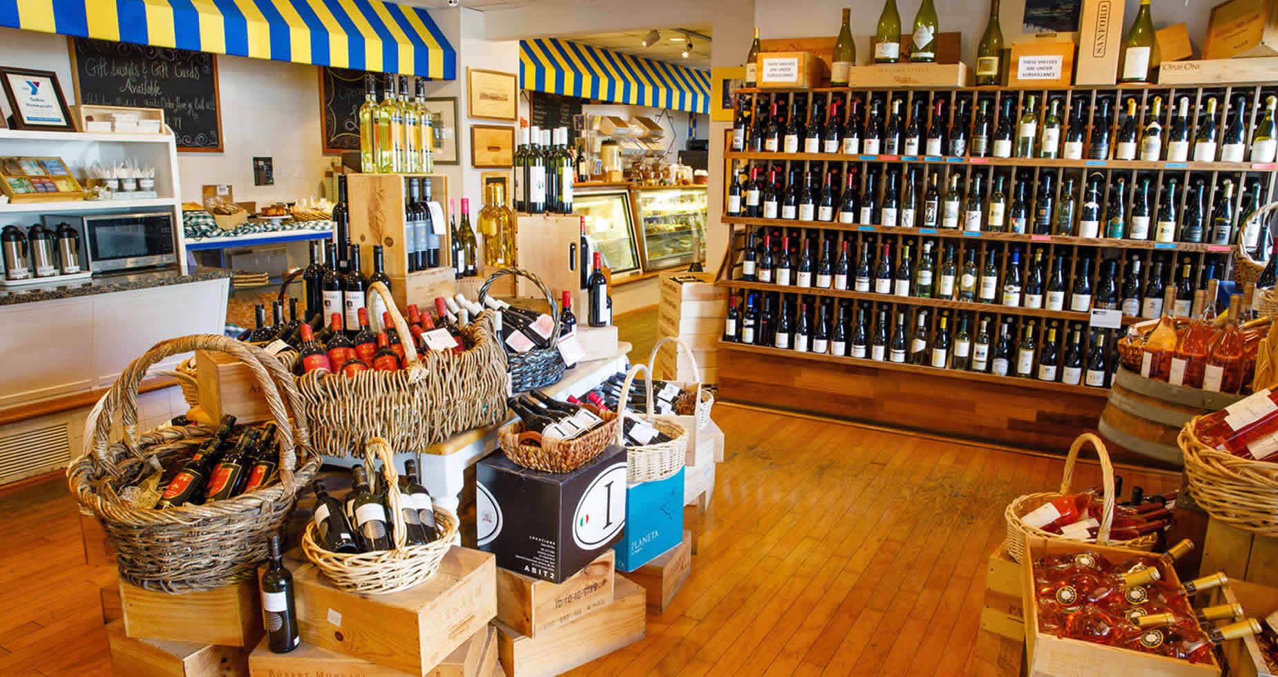 Tony's Off Third Boutique Wine Shop