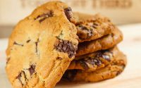 Chocolate Chunk Cookies at Tony's Off Third