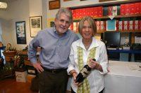 Sukie Honeycutt with Tom Eddy